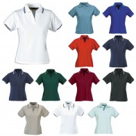 Ladies' Standard Plus Cool Dry Polo