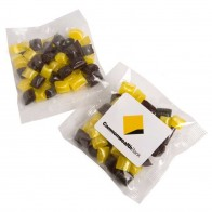 Corporate Coloured Humbugs 50G
