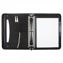 Designer Series A4 Compendium with Pull Out Handles