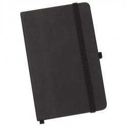 Urban Notebook with Elastic Closure