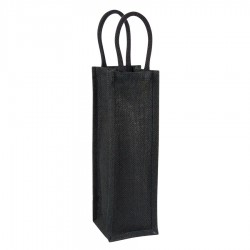 Jute Wine Bag - Single