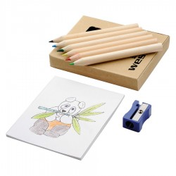Boxed Colouring Set