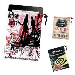 Microfibre iPad Pouch