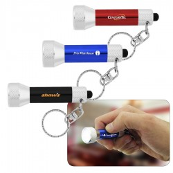 7 LED Key Chain Flashlight