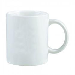 Toronto Can Mug, all white (300ml)