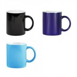 Toronto Can Mug, two tone (300ml)