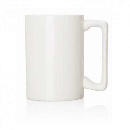 Extra Large D Handle Ceramic Mug - 380mL