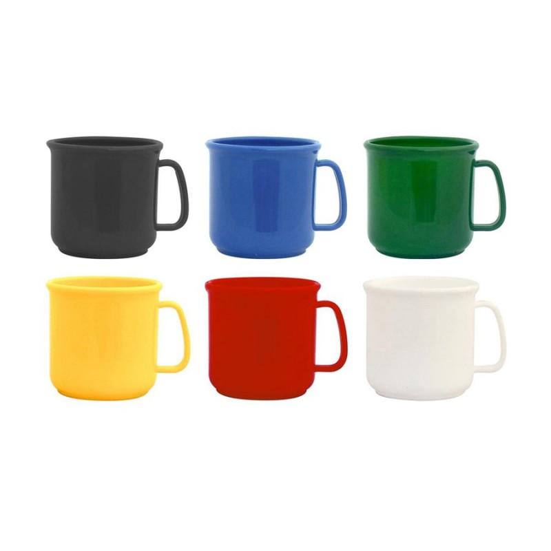 Plastic Coffee Mug Corporate Branded Amp Printed
