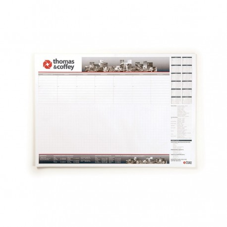 A3 Note pad (25 leaves per pad)