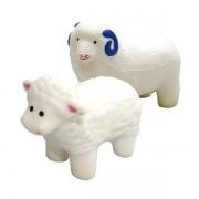 Stress Sheep(Ram and Ewe)