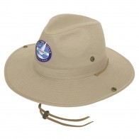 Safari Cotton Twill Hat