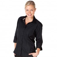 JB's Ladies 3/4 Contrast Shirt