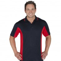 Podium Contrast Polo