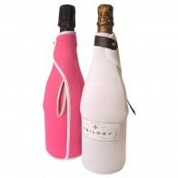 Champagne bottle holder