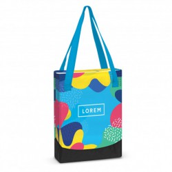 Plaza Tote Bag - Full Colour Small