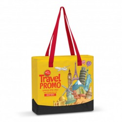 Plaza Tote Bag - Full Colour Large
