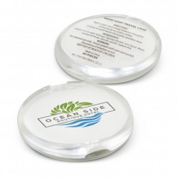 Hand Soap Travel Case - Round
