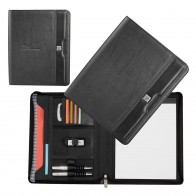 Cutter & Buck A4 Zippered Compendium