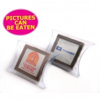 Picture Chocolate – Milk or Dark Chocolate in Pillow Pack
