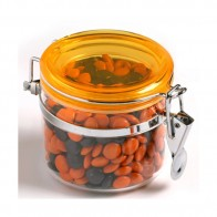 Choc Beans (Smartie Look Alike) in Canister 300G (Mixed Colours)