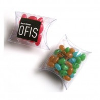 Jelly Beans in Pillow Pack 25G (Mixed Colours or Corporate Colours)