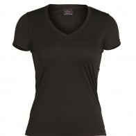 JB's Ladies S/S V Neck Slinky Tee
