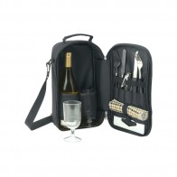 Kimberley Cooler Bag Wine & Cheese Set