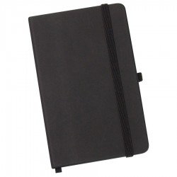 Urban Notebook with Elastic Closure