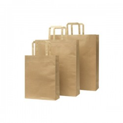 Paper Bag - Large (Natural)