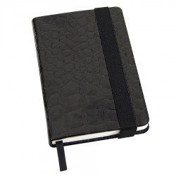 Crocodile Skin Notebook A6