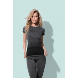 Womens Active Seamless Raglan Flow
