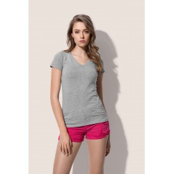 Womens Claire V-neck