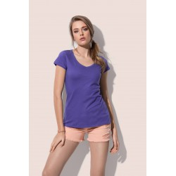 Womens Megan V-neck