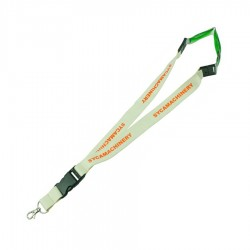 Warming Ribbed Style Lanyard -15mm