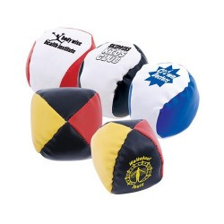 PVC Hacky Sacks / Juggling Balls
