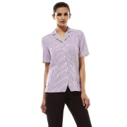 Oasis Stripe Overblouse