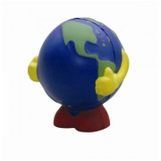 Stress Standing Earth